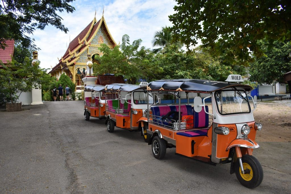 1 Day Tuk Tuk Adventure