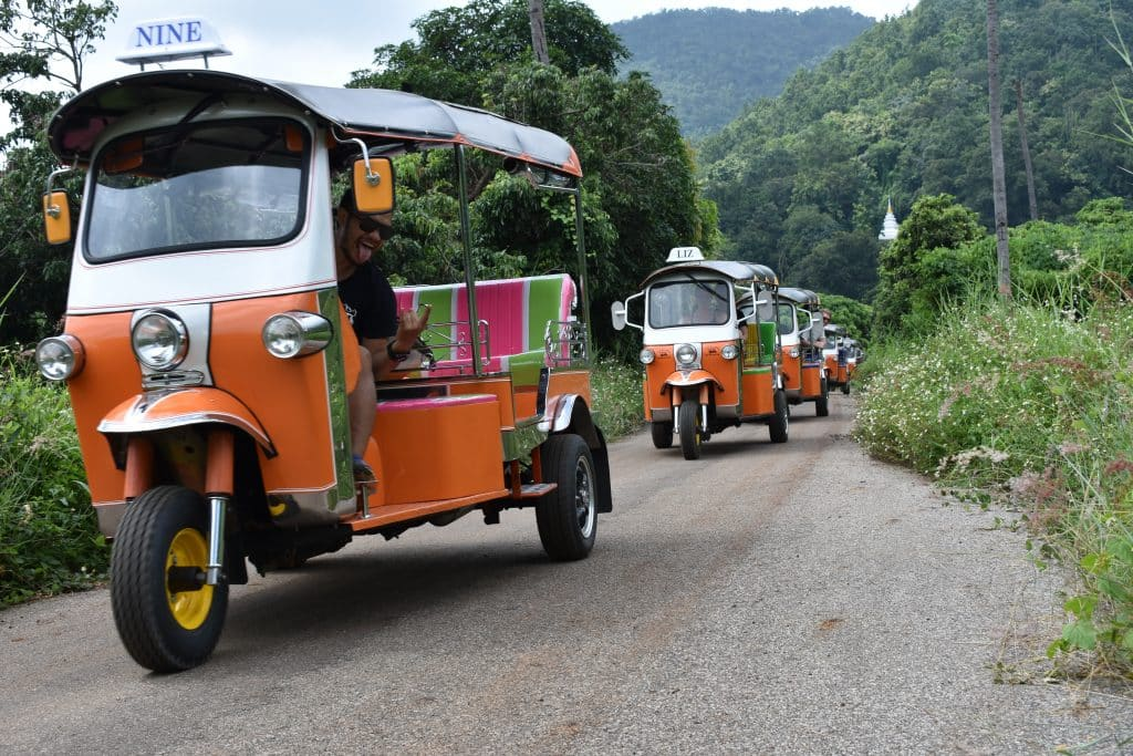 3 Day Tuk Tuk And Hill Tribe Adventure