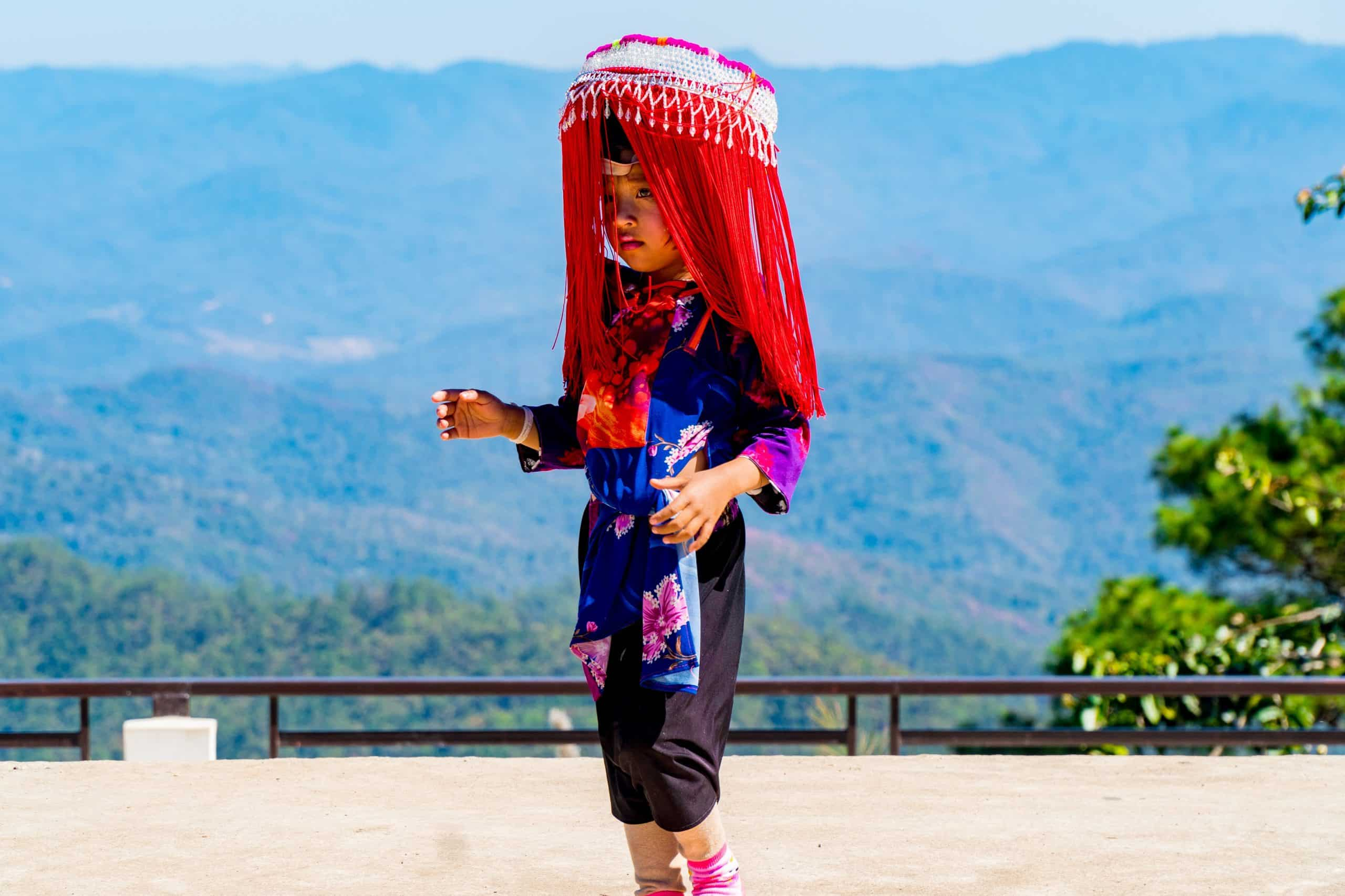 HILL TRIBE CHILD