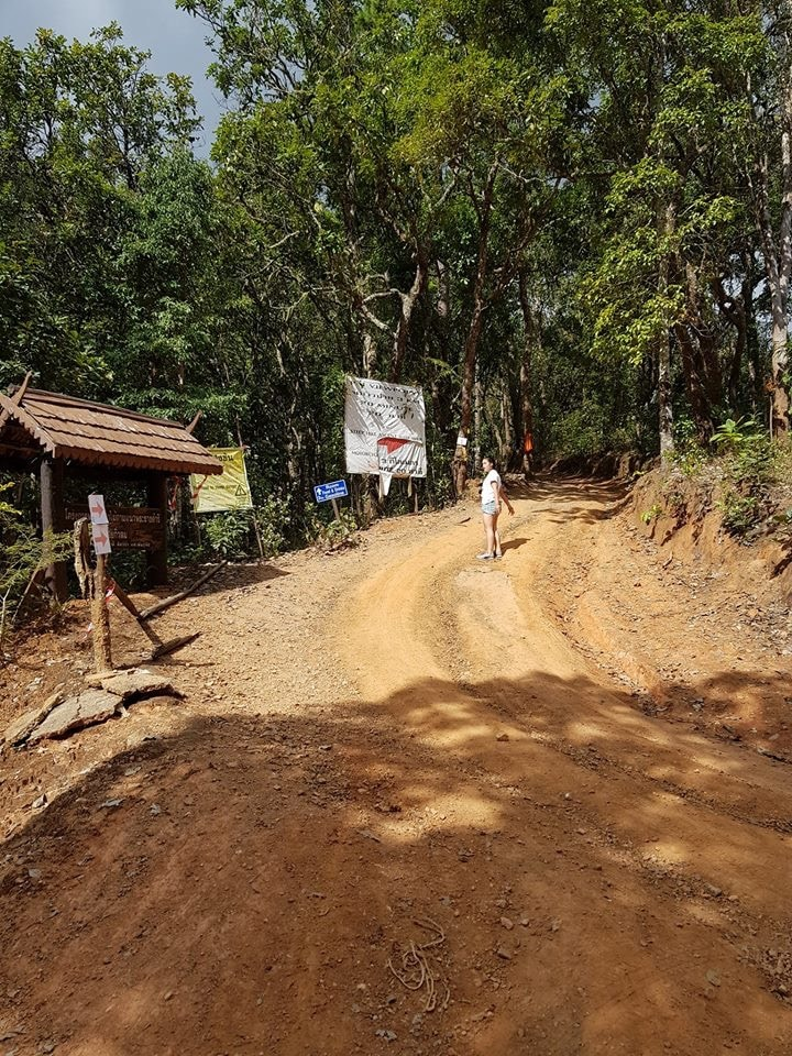 THE ROAD TO DOI MIENG