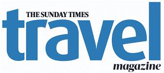 The Sunday Times Travel Magazing logo